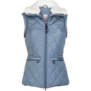 Imperial Riding Bodywarmer Fire And Ice, Stone, Gr.