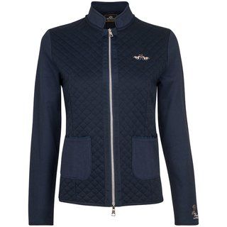 HV Polo Damen Sweat Jacke Lyone, navy
