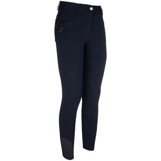 Imperial Riding Damen Reithose Loveshine Full seat, navy